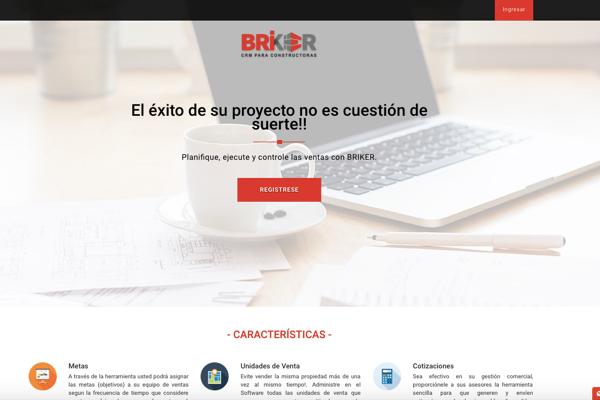 Briker - CRM para Constructoras